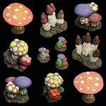 RPG Item: Mushroom Pack
