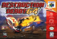 Video Game: Destruction Derby 64