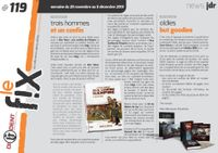 Issue: Le Fix (Issue 119 - Nov 2013)