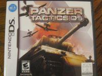 Video Game: Panzer Tactics DS