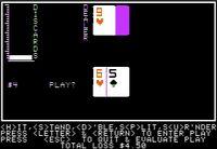Video Game: Advanced Blackjack