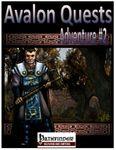 RPG Item: Avalon Quests: Adventure #2 - Blaze