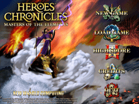 Video Game: Heroes Chronicles: Masters of the Elements