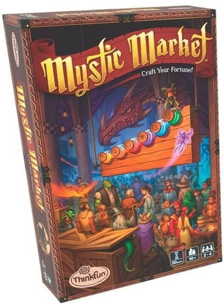 Mystic Market - Thinkfun (2019) - box front