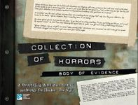RPG Item: Collection of Horrors 08: Body of Evidence