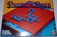 Board Game: Punto y Raya