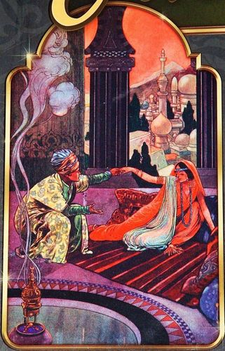 Detail of the cover art
