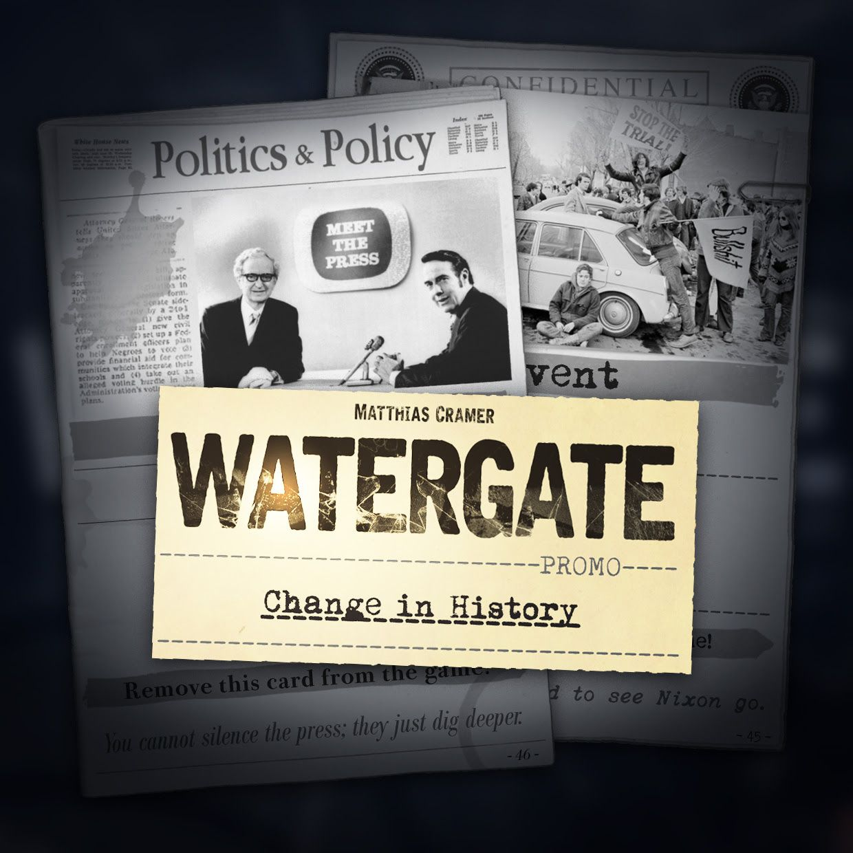 Watergate: Change in History