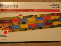 Board Game: Brummi