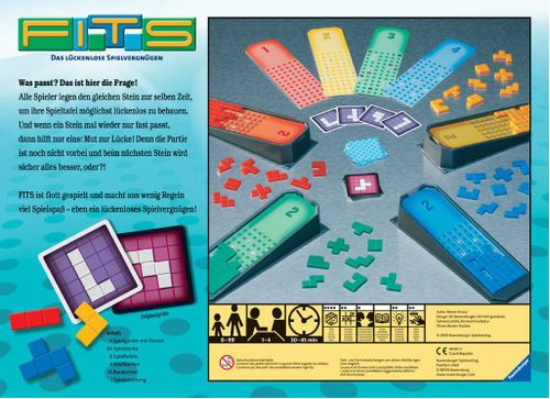 Board Game: FITS