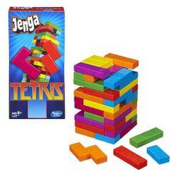 Jenga: Tetris boardgame