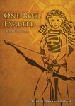 RPG Item: One Roll Exalted (v0.21)