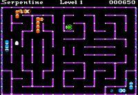 Video Game: Serpentine