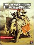 RPG Item: The Comprehensive Equipment Manual (Revised)