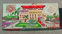 Board Game: Mercy! The Hospital Game