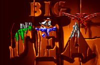 Video Game: Big Sea: The Better One Will Win