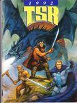 RPG Item: 1992 TSR Product Catalogue