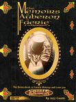 RPG Item: The Memoirs of Auberon of Faerie