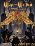 RPG Item: Way of the Wicked Book 3: Tears of the Blessed