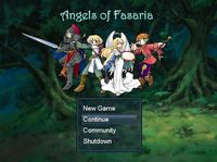 Video Game: Angels of Fasaria