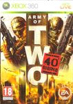 Video Game: Army of Two: The 40th Day (Console)