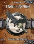 RPG Item: 5e Menagerie: Trash Griffon