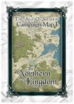 RPG Item: Campaign Map 1: The Northern Kingdom