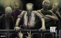 Board Game: Mob Ties: The Board Game