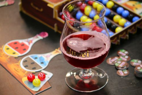 Board Game: Potion Explosion: The Fifth Ingredient