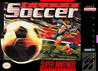 Video Game: Elite Soccer