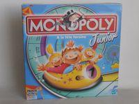 Board Game: Monopoly Junior
