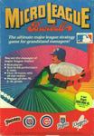 Video Game: MicroLeague Baseball