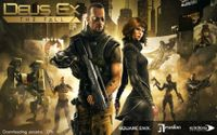Video Game: Deus Ex: The Fall