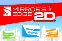 Video Game: Mirror's Edge 2D