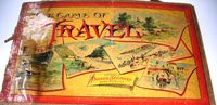 Board Game: The Game of Travel