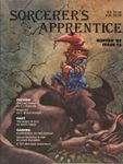 Issue: Sorcerer's Apprentice (Issue 13 - Winter 1982)