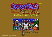 Video Game: Decap Attack