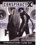RPG Item: Conspiracy X Introductory Game Kit