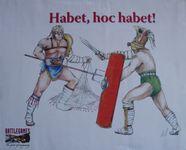 Board Game: Habet, hoc habet!