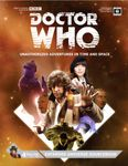 RPG Item: Unauthorized Adventures in Time and Space: 4th Doctor Expanded Universe Sourcebook