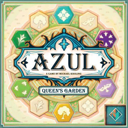 Azul: Queen's Garden | Board Game | BoardGameGeek