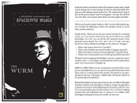 RPG Item: A Hoarder Supplement for Apocalypse World: The Wurm