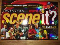 Board Game: Scene It? Sports powered by ESPN