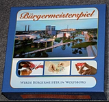 Board Game: Bürgermeisterspiel: Werde Bürgermeister in Wolfsburg