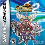 Video Game: Super Robot Taisen Original Generation 2