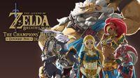 Video Game: The Legend of Zelda: Breath of the Wild – Champions' Ballad