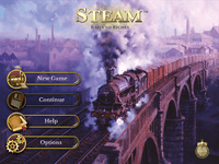 Video Game: Steam: Rails To Riches