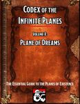 RPG Item: Codex of the Infinite Planes Volume 10: Plane of Dreams