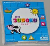 Board Game: Code Sudoku: My First