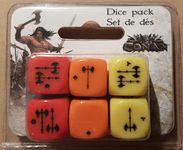 Board Game Accessory: Conan: Dice Pack